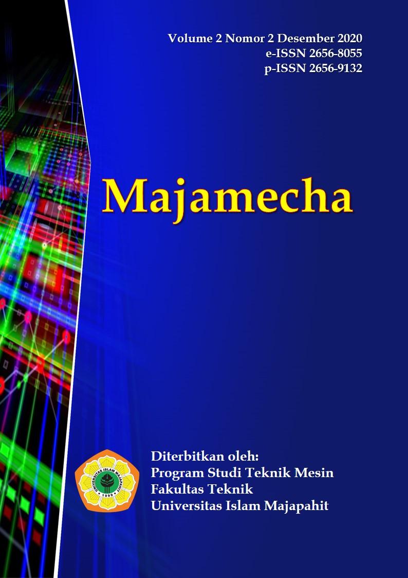 View Vol. 2 No. 2 (2020): Majamecha